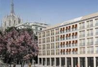 ミラノ: スターホテル・ローザ・グランド Starhotels Rosa Grand