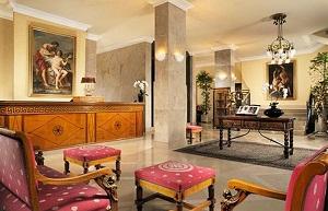 バーリ:パレス・ホテル