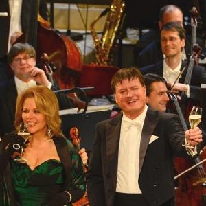 あこがれの年末3大コンサートを聴く ベルリン・ドレスデン・ウィーン8日間