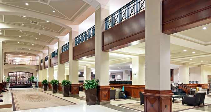 ワシントン:キャピタル・ヒルトン Capital Hilton
