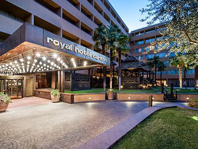 ボローニャ: ロイヤル・ホテル・カールトン Royal Hotel Carlton