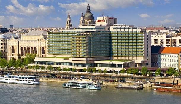ブダペスト: マリオット Budapest Marriott Hotel