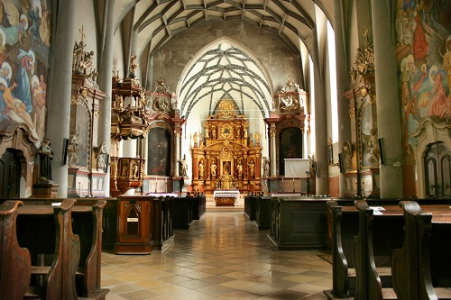 ブダペスト マーチャーシュ教会