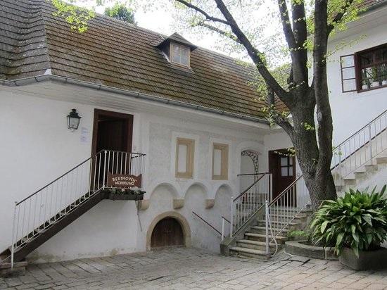 ベートーヴェン遺書の家