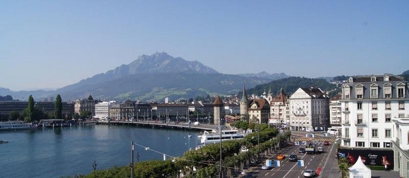 シュヴァイツァーホフ Hotel Schweizerhof Luzern