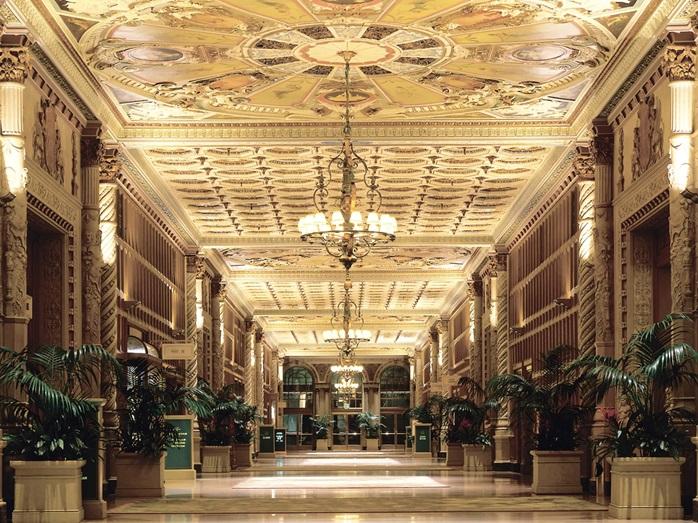 ロサンゼルス: ミレニアム・ビルトモア Millennium Biltmore Hotel