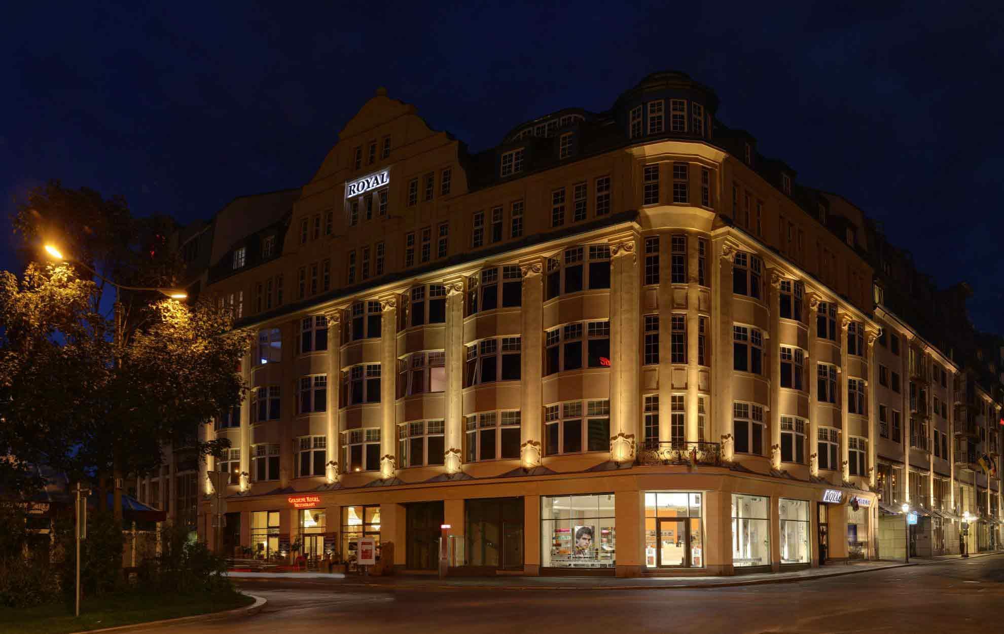 ライプツィヒ: ロイヤル・インターナショナル Royal International Leipzig