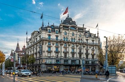 モノポール Hotel Monopol Luzern