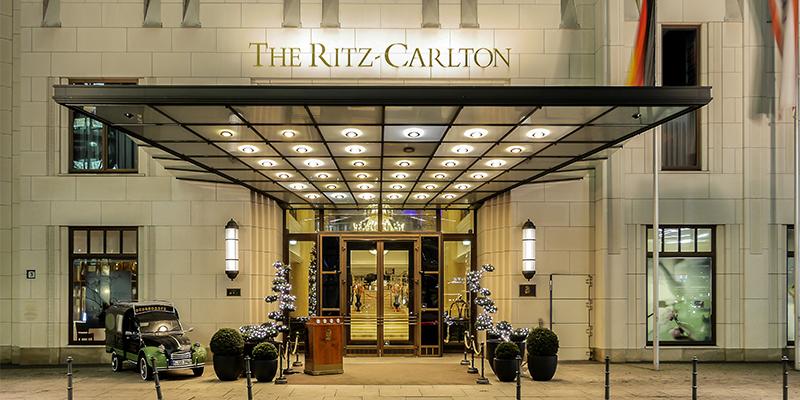 ベルリン: リッツ・カールトン The Ritz Carlton Berlin