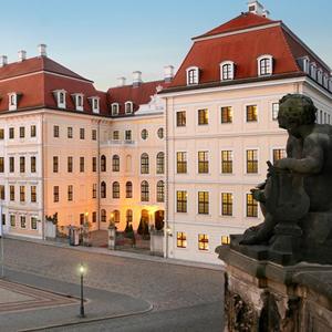 タッシェンベルクパレ・ケンピンスキー・ドレスデンに泊まる 音楽でめぐるドイツ ミュンヘン・ライプツィヒ・ドレスデン・ベルリン9日間