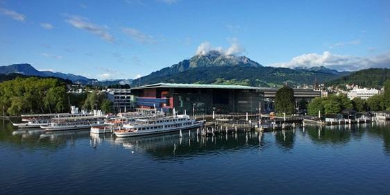ラディソンブルRadisson Blu Hotel, Lucerne