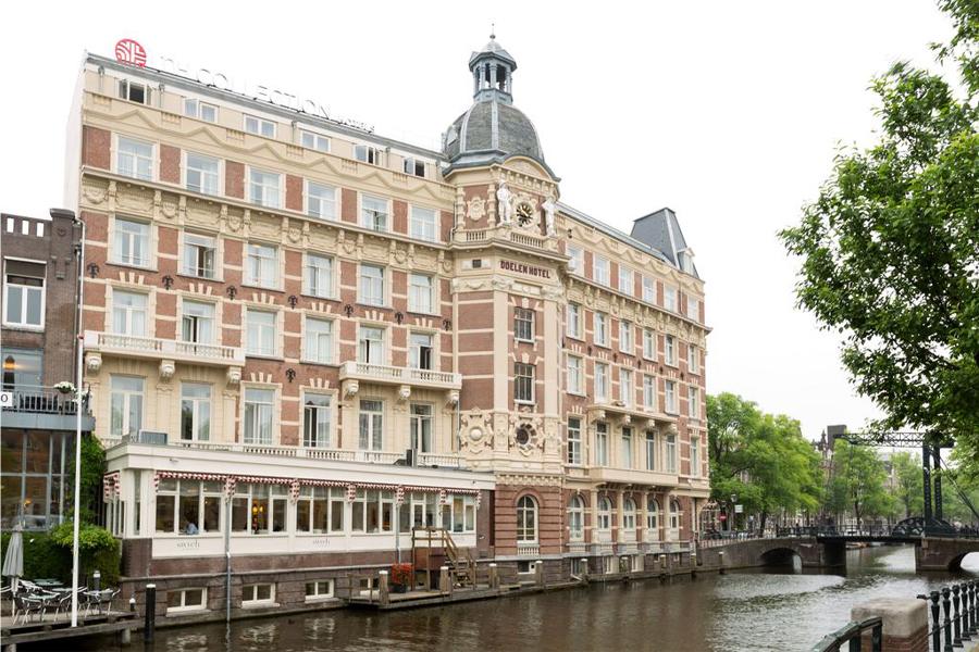 アムステルダム: NHコレクション・ドーレン NH Collection Amsterdam Doelen