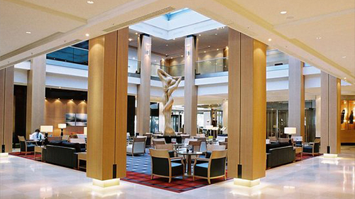 ウィーン: ヒルトン・ウィーン Hilton Wien