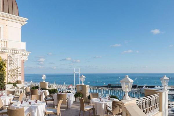 モンテカルロ: エルミタージュ Hotel Hermitage Monte-Carlo